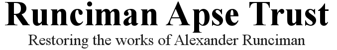 Runciman APSE Trust Logo